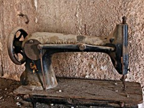 Appraise Antique Sewing Machine