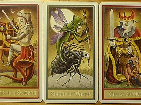 Tarot Card 3 card reading
