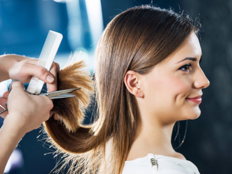 Hairstyling and Hair cutting