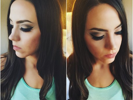 Hair and makeup stylist