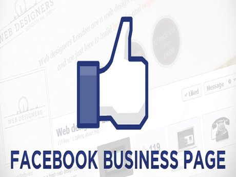 Create a FB page for your business