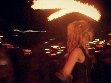 Fire Dancing 🔥