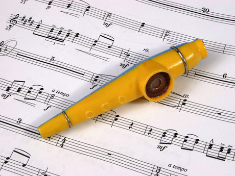 I play the kazoo for you