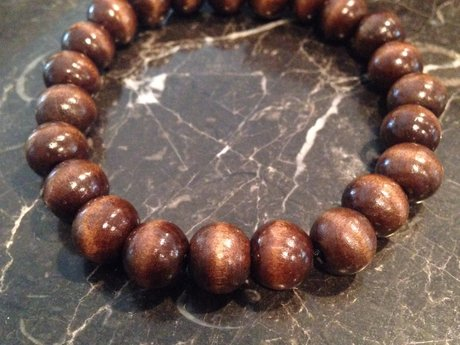 Hand-crafted Mala Bracelets