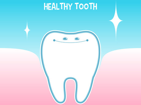 Healing teeth and gums