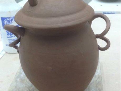 Pottery intro skills