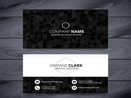 Design you one business card