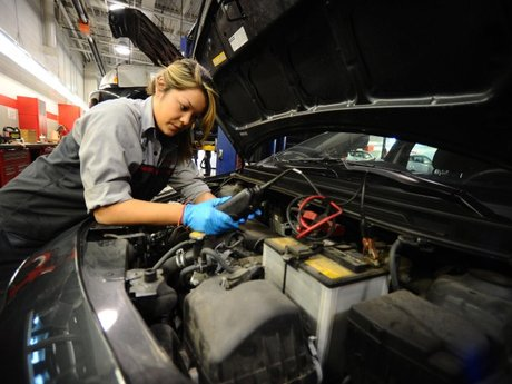 Ford auto repair