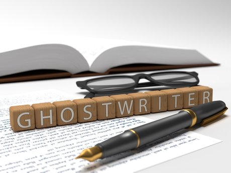 Will Ghostwrite For You