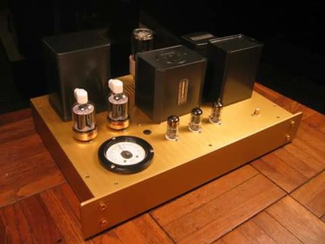 Vacuum tube audio design and repair