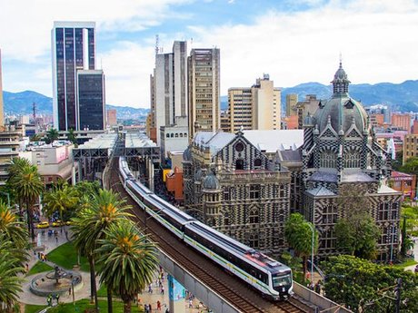 Cultural tours in Medellin