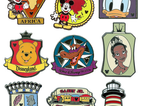 I will mail you a Disney pin!
