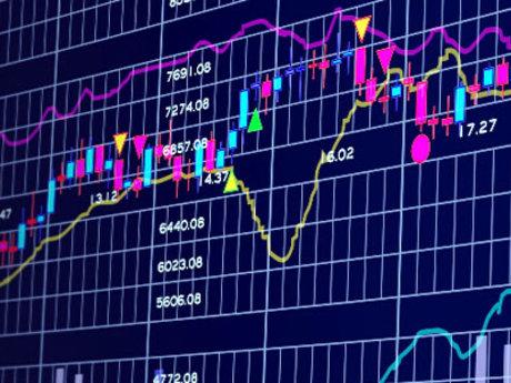 Forex market trades