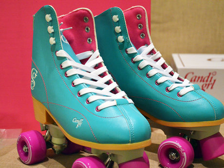 Beginner Roller Skating Lesson