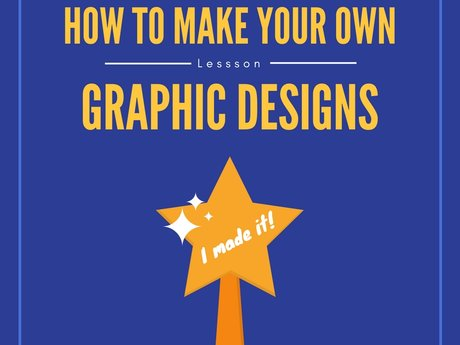 DIY Graphic Design Lesson (30 min)