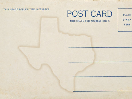 Receive a Card from Texas!