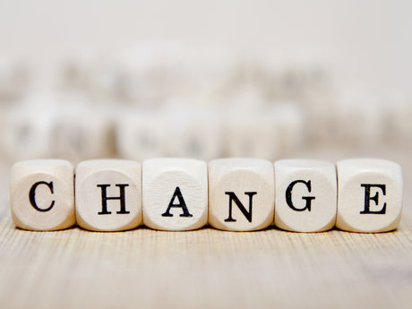 Are you scared of change?
