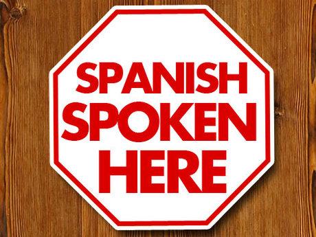 Spanish teacher (social interaction