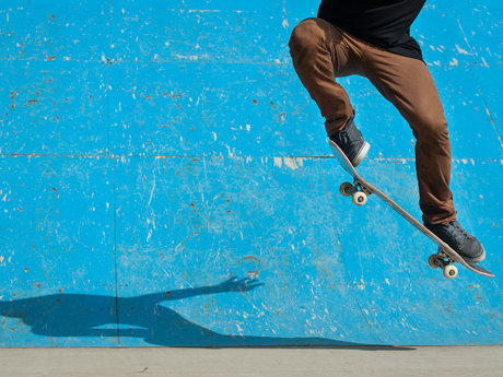 Skatepark gnar services