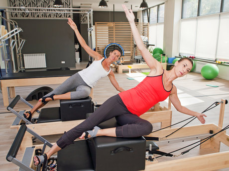 Pilates Personal Trainer