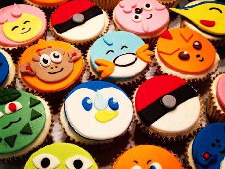 24 Cupcakes/60 Mini Cupcakes