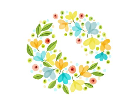 Floral Folkart