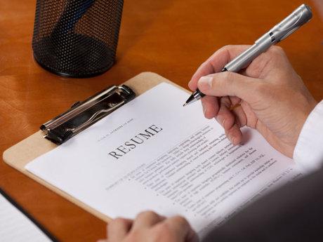 Résumé Editing