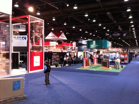 Business trade show advice