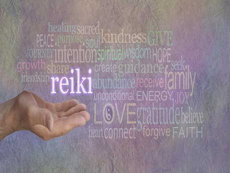 45-Minute Reiki Session