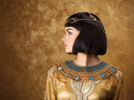 Let's talk about Cleopatra