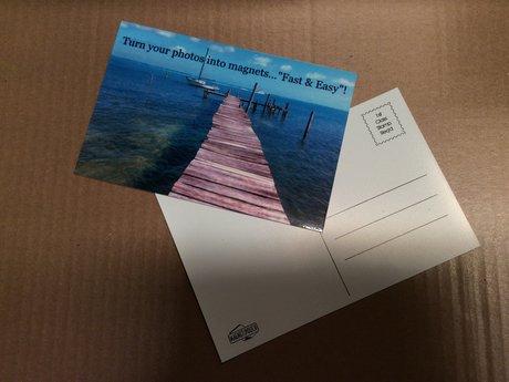 Magnet Postcard