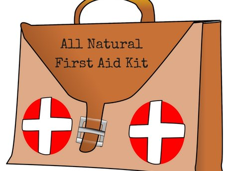 Create a Natural First Aid Kit