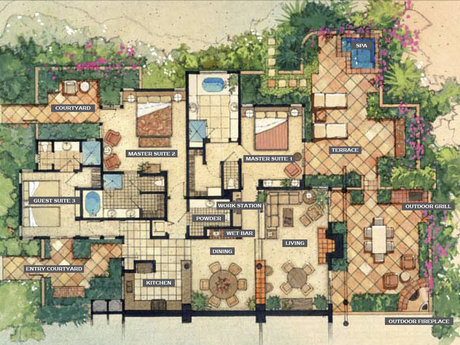 Home Floor Plan Assessment