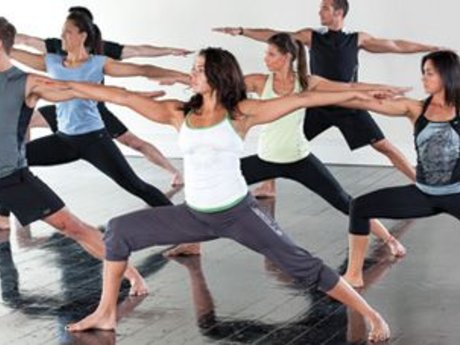 1 hour Yoga-based class