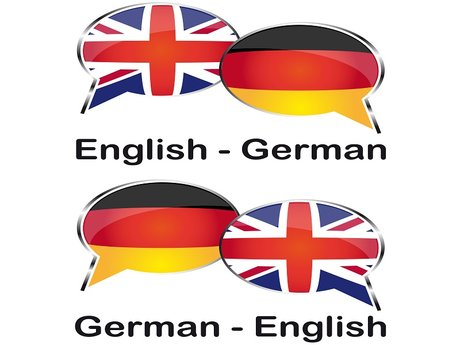 English<-->German Translation