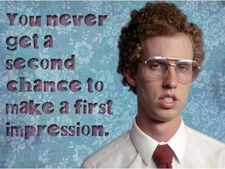 Honest first impression