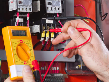 Minor electrical work