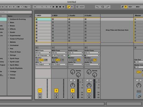 Ableton Live 9 Music Programmer