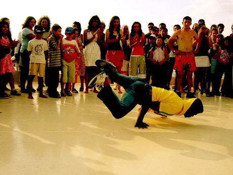 Hip Hop Musical Performance