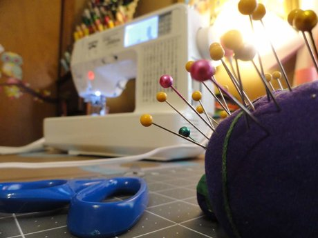 1 hour sewing lesson