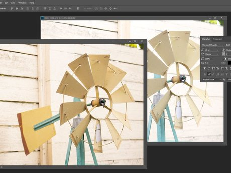 Photography Editing in Photoshop