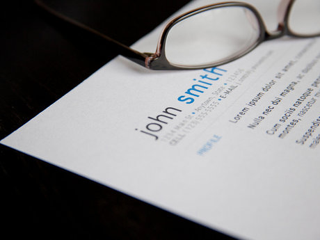 Resume Review and Editing