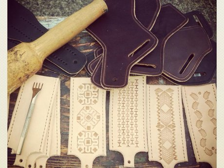 Leatherwork Production & Training