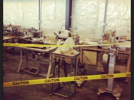 Industrial Sewing Machine Repair