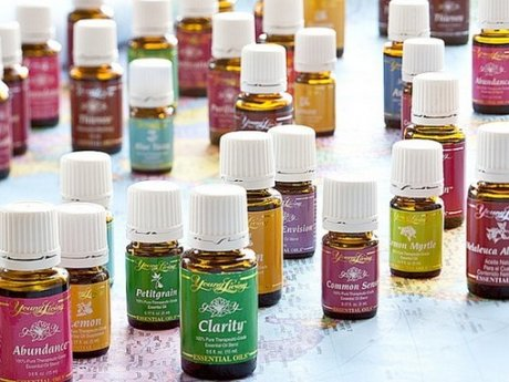 Essential oil advice and consulting