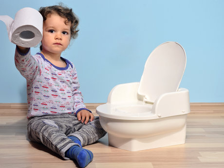 Potty training consultant