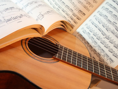 30 Min. Guitar/Music Theory Lessons