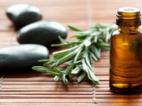 Essential oil wellness consultation