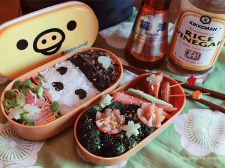 Get Started with Japanese Bento
