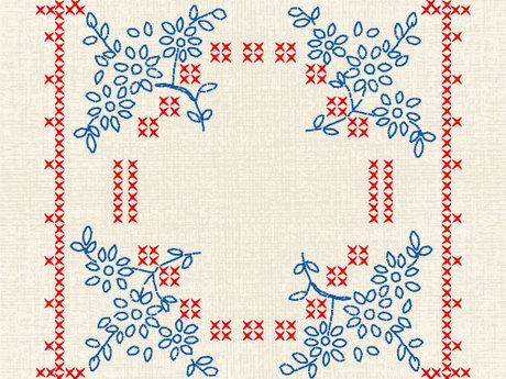 Cross stitch project/gift!